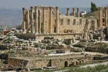 Gerasa Zeus Temple