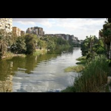 Canal in Cairo