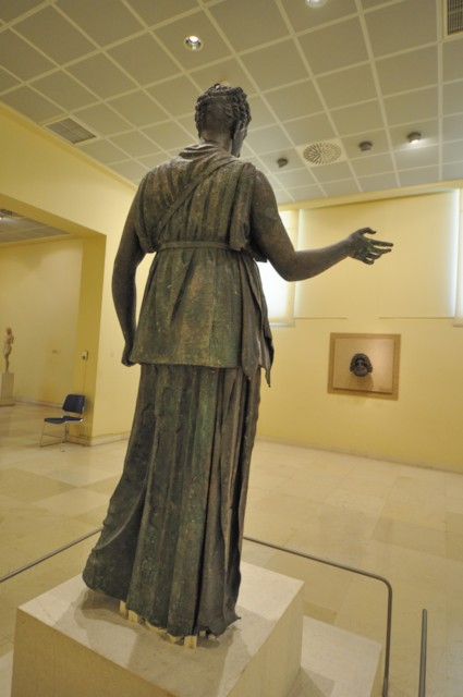 Artemis A Back