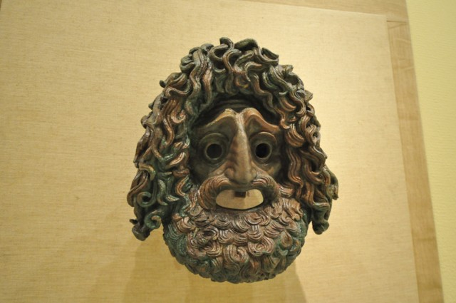 Piraeus Tragic Mask