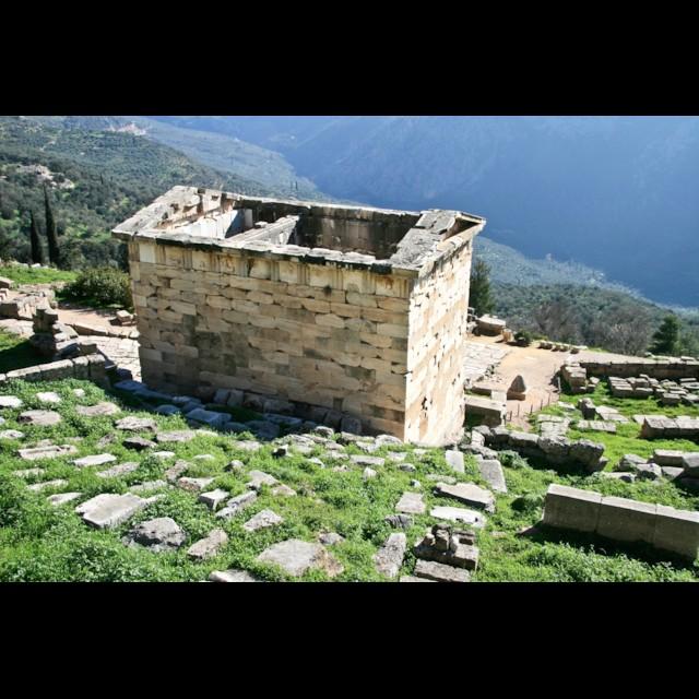 Athenian Treasury 2