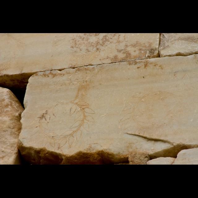 Athenian Treasury Decoration