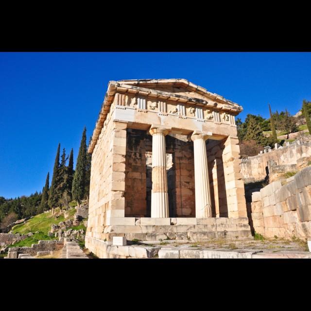 Athenian Treasury 3