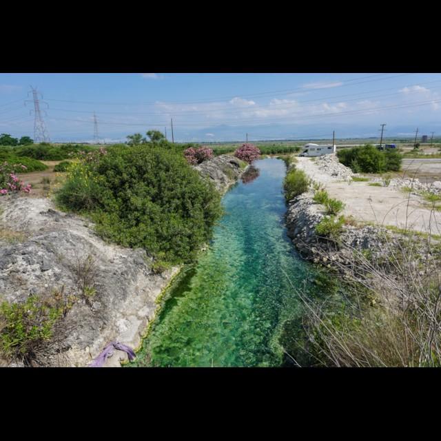 Hot Water Stream 2