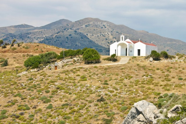Chapel and Cave