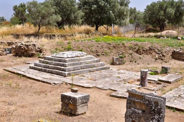 Temple of Apollo Altar