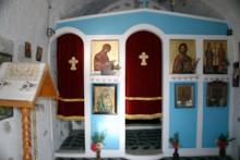 Chapel Iconostasis