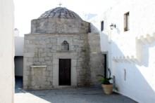 Upper Chapel