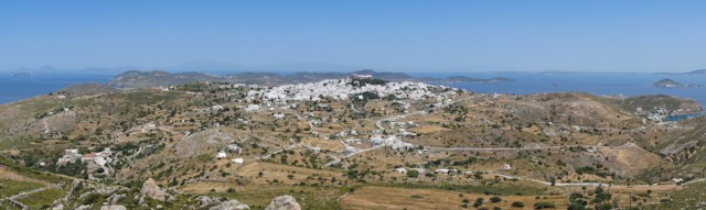 Patmos Panorama