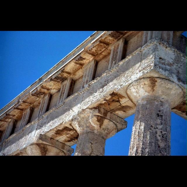 Doric Capitals