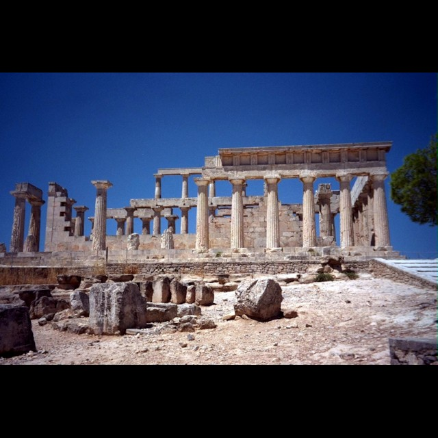 Temple of Aphaia (2)