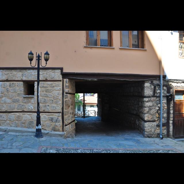 Entrance to Jewish Quarter