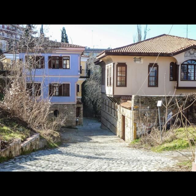 Restored Houses