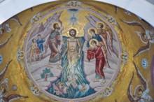 Church Dome Detail