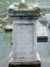 Roman Funeral Monument