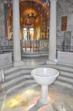 Church Baptismal Font