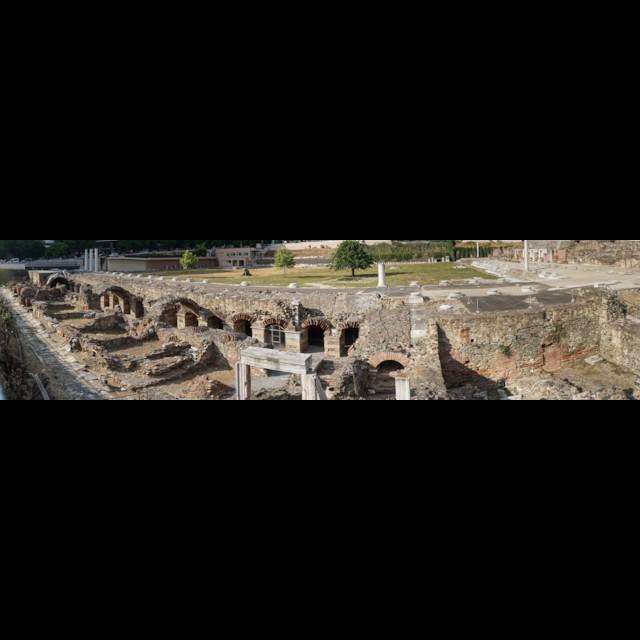 Panorama of Forum