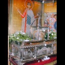 St. Demetrius Relics