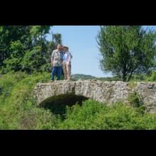 Carl & Mary Rasmussen Peqin, Albania