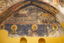 Refectory Wall Painting Detail
