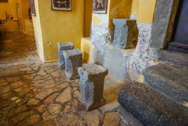 Refectory Ancient Altars