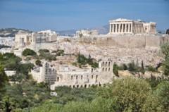 View of Parthenon