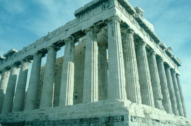 Parthenon 1967