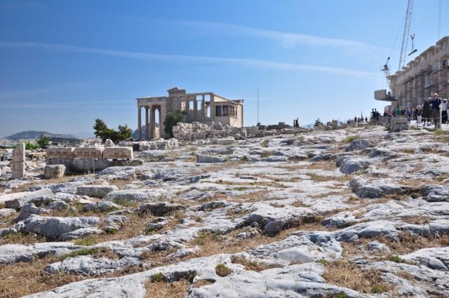 Erechtheion & Parthenon