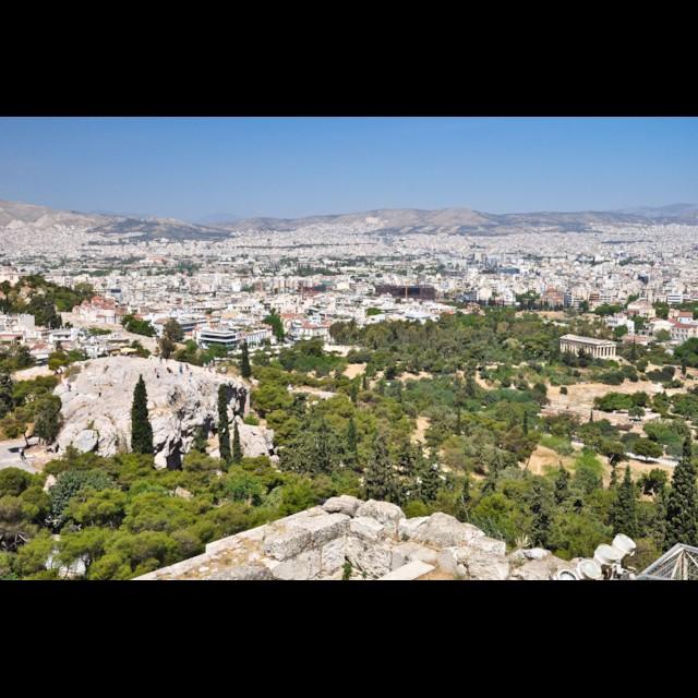 Agora and Areopagus
