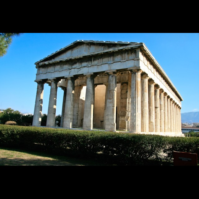 Temple of Hephaestus 3