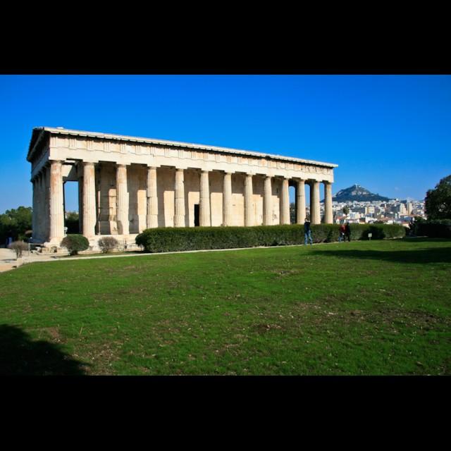 Temple of Hephaestus 4