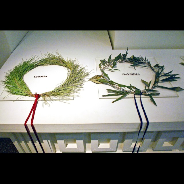 Victory Wreaths 1