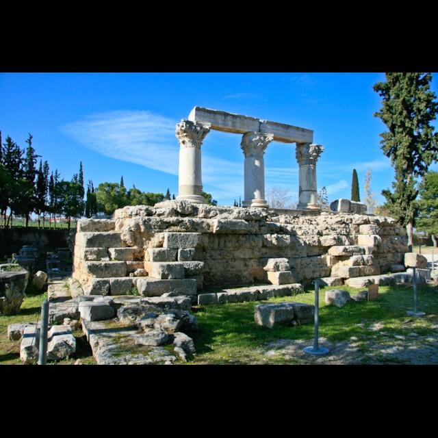 Temple of Octavia 2