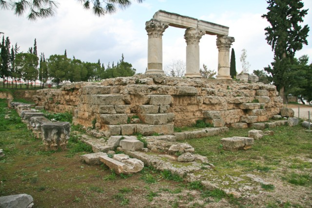 Temple of Octavia 1
