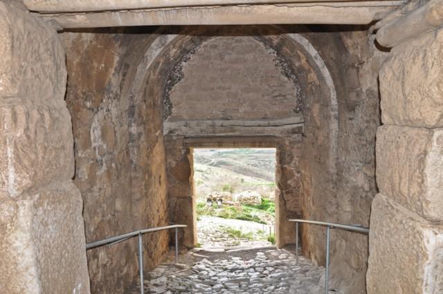 Inner Gate Interior