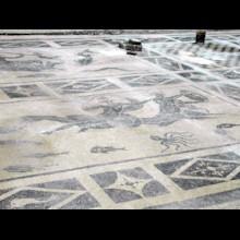 Mosaic Tritons