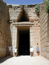 Entrance Tomb of Agamemnon