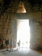 Interior Tomb of Agamemnon