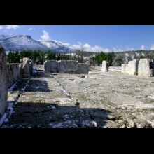 Temple of Zeus Interior