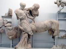 Centaur Attacking Woman (1)