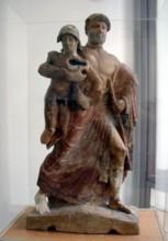 Zeus and Ganymedes