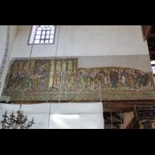 Mosaic in Transept
