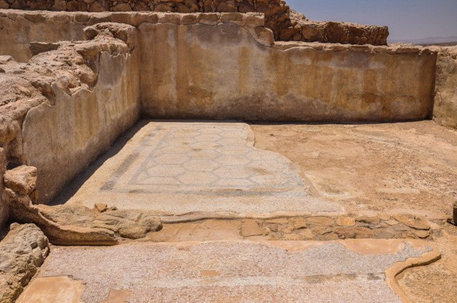 Upper Terrace Mosaic 1
