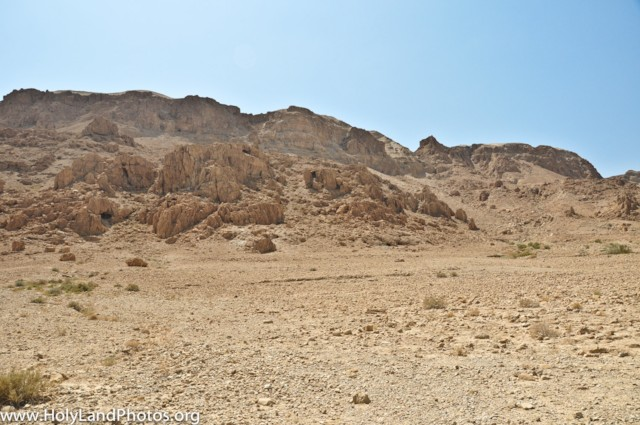 Qumran Cliffs