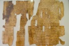 Qumran Messianic Text