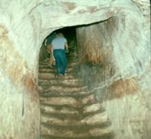 Diagonal Tunnel 1