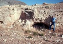 MB I Tomb (detail)