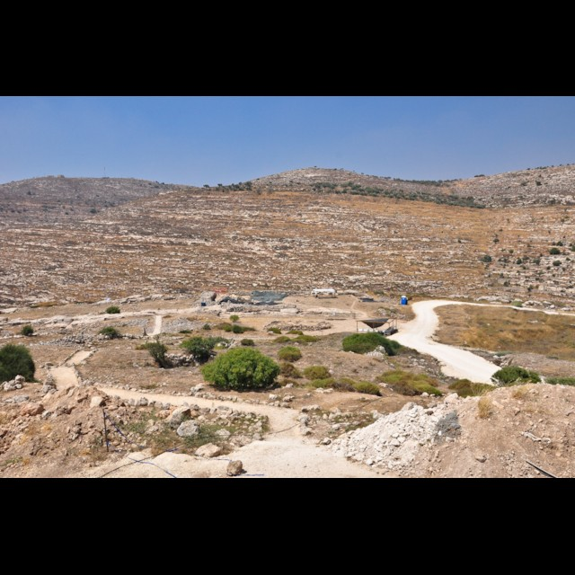 Site of Tabernacle A2