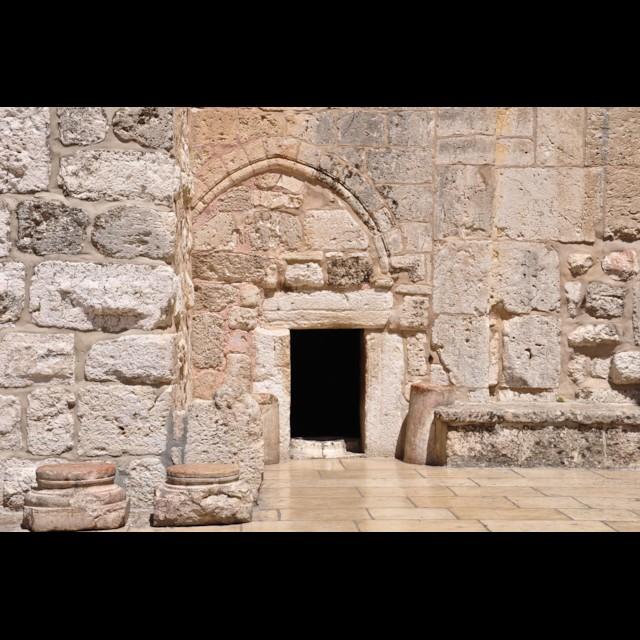 Entrance (Detail)
