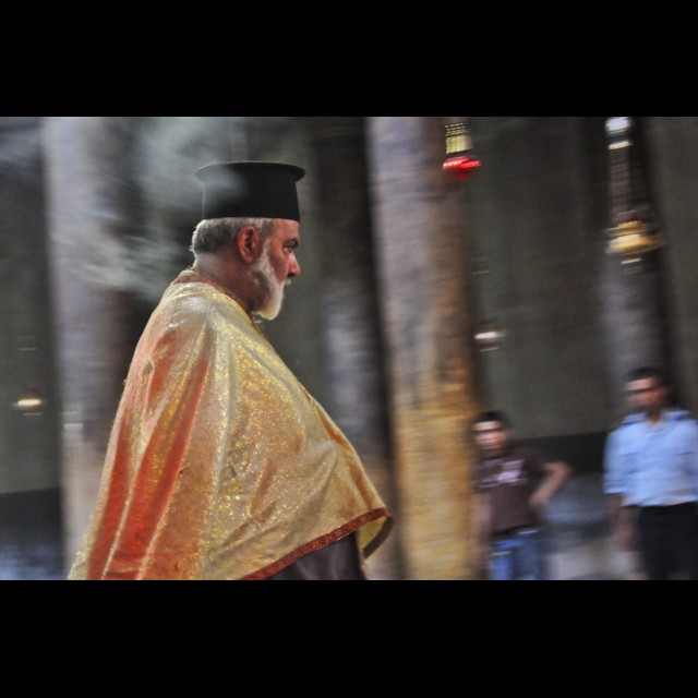 Orthodox Priest 1